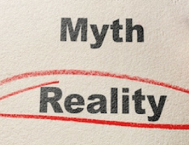 3 Urban Myths